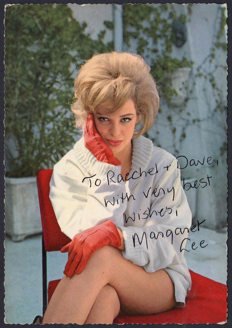 Margaret Lee (English actress)